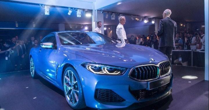 BMW 8 Series Mulai Debut Di Le Mans Prancis