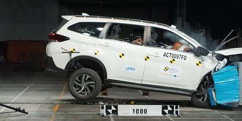 Toyota, Toyota Rush, ASEAN New Car Assessment Program