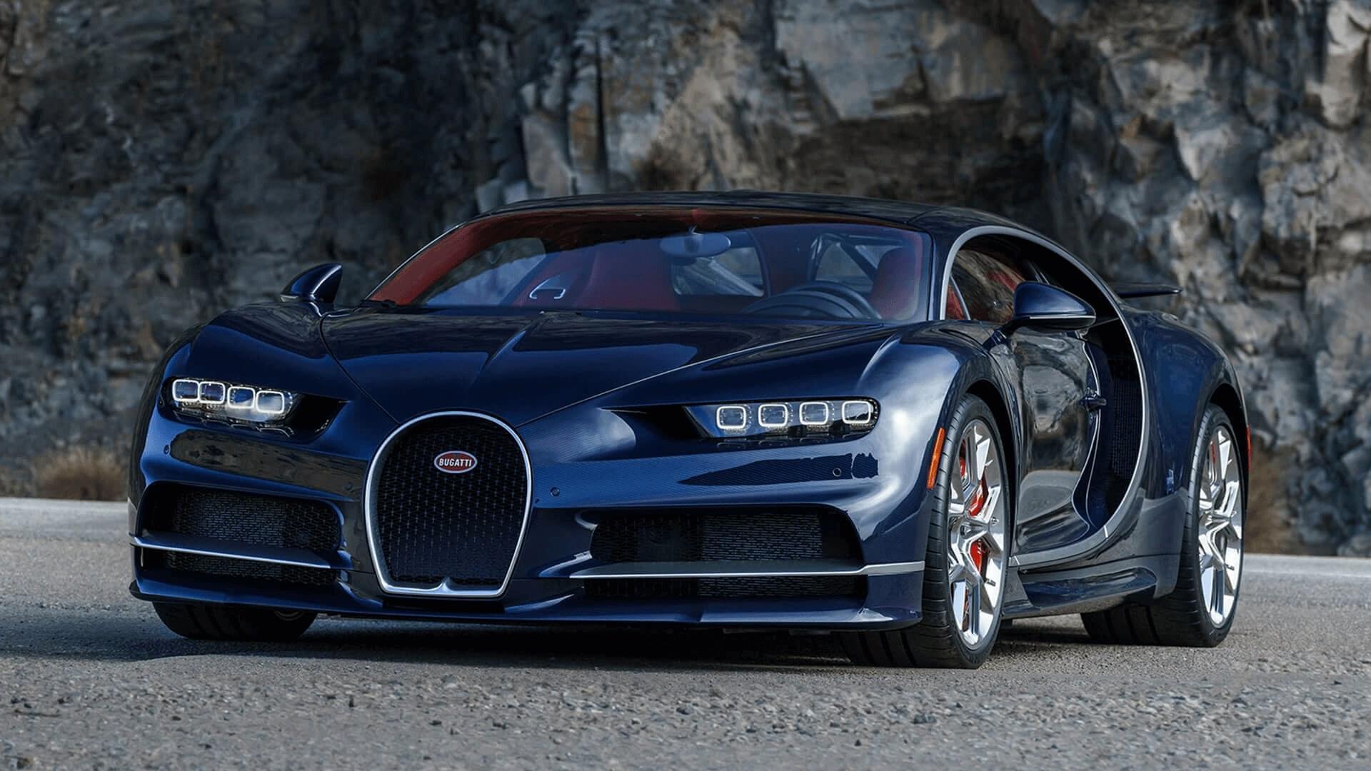 Berapa Ya Kira-Kira Biaya Ganti Oli Bugatti Veyron ?
