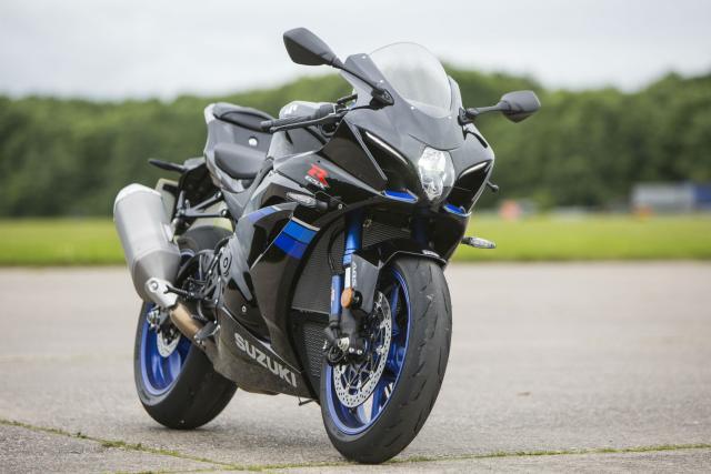 Suzuki Produksi Motor Sport Khas MotoGP Sebanyak 50 Unit