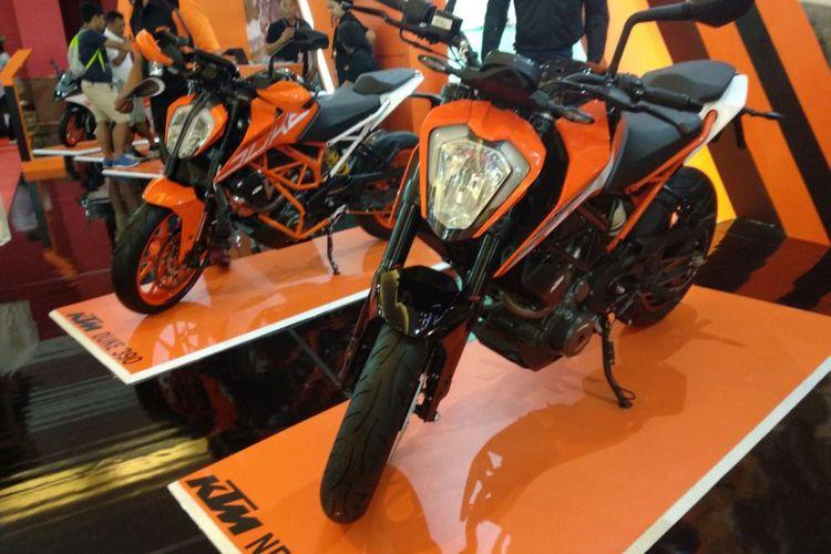 Duke Jadi Motor KTM Paling Laris Di Indonesia