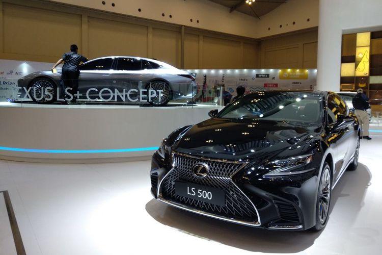 Lexus Akan Tambah Parkir Khusus Konsumen Di Mal Premium
