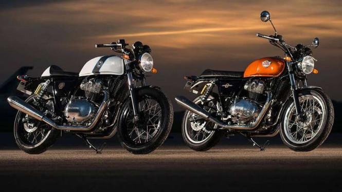 Royal Enfield Siapkan Motor 2 Silinder Tuk Diluncurkan Tahun Depan