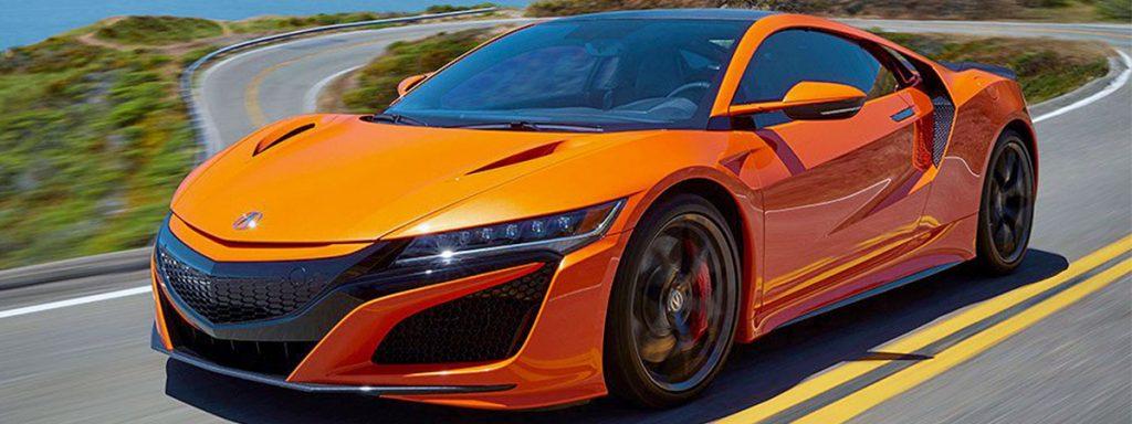 Honda Beri Penyegaran Untuk NSX Terbaru