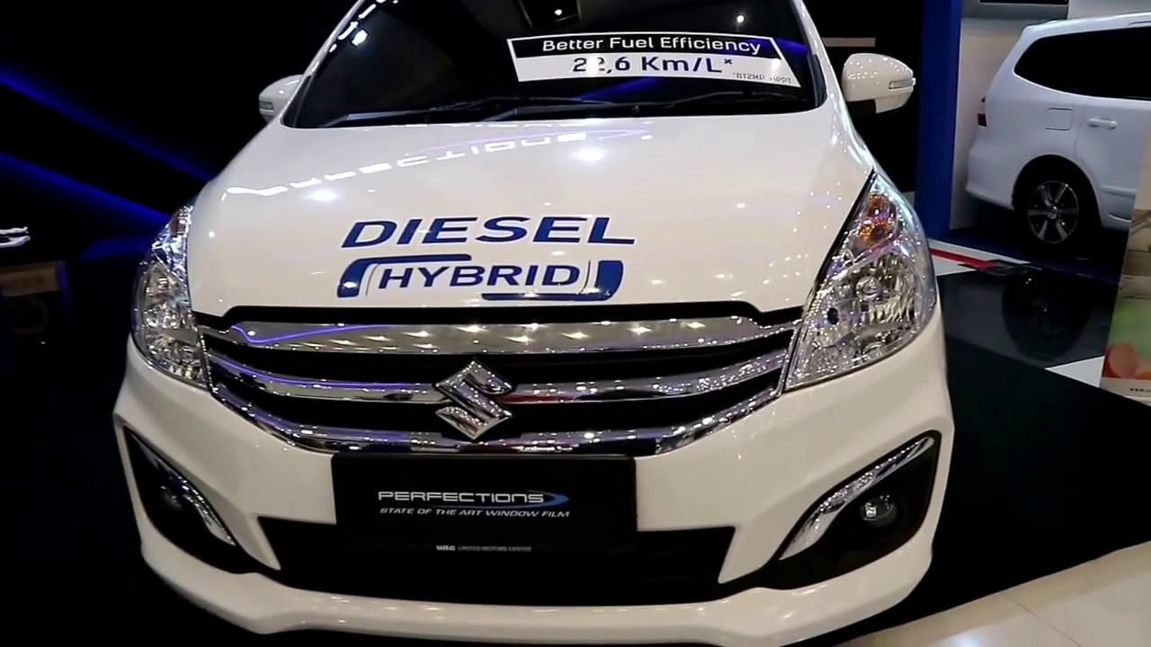 Intip Perbedaan Sistem Hybrid Suzuki Swift dan Ertiga