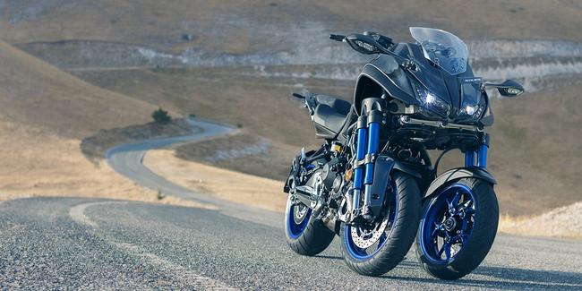Yamaha Pamerkan Moge Roda Tiga Di EICMA 2018 ?