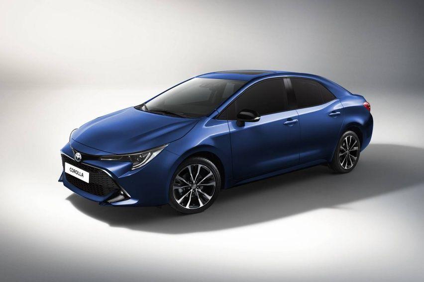 Toyota Corolla Terbaru Dikabarkan Segera Mengaspal