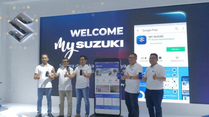 My Suzuki – Aplikasi Baru Dari Suzuki Tuk Belanja Suku Cadang
