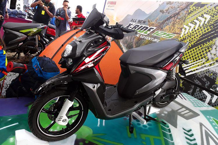 Yamaha Keluarkan Model Terbaru Untuk X-Ride 125