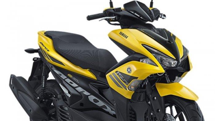 Penjualan Yamaha Aerox 155 Menurun ?