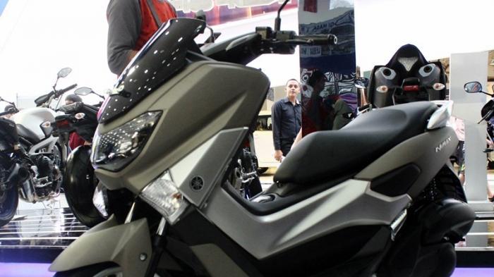 Yamaha Akan Beri Penyegaran Tuk NMAX 2019