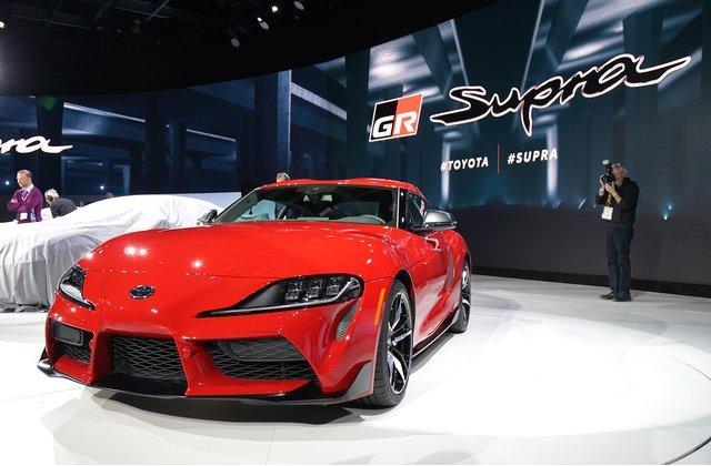 Toyota Supra Terbaru Akan Dibanderol Sekitar 800 Jutaan