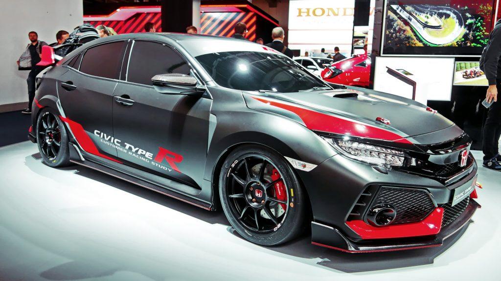 Torehan Rekor Baru Honda Civic Type R Di Sirkuit Silverstone
