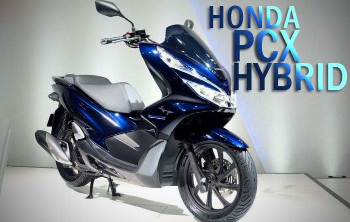 Honda Resmi Umumkan Harga Untuk PCX Hybrid