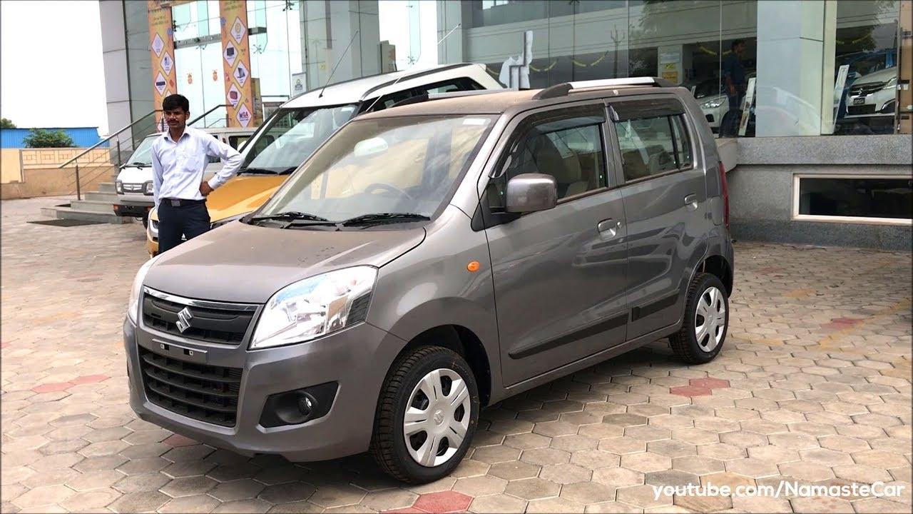 Suzuki Siap Luncurkan Wagon R 7 Seater Di Bulan Juni 2019