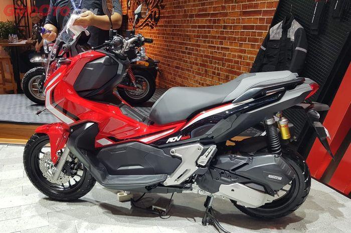 Tampilan Honda ADV150 Menarik Banyak Peminat
