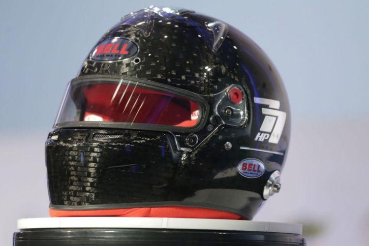 Prototipe Helm Formula 1 2019 Paling Aman Di Dunia