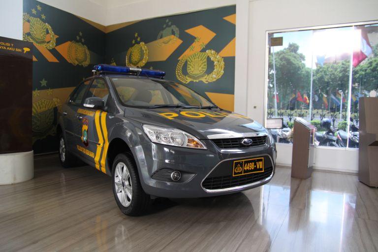 Intip Jenis Mobil Polisi Yang Ada Di Indonesia