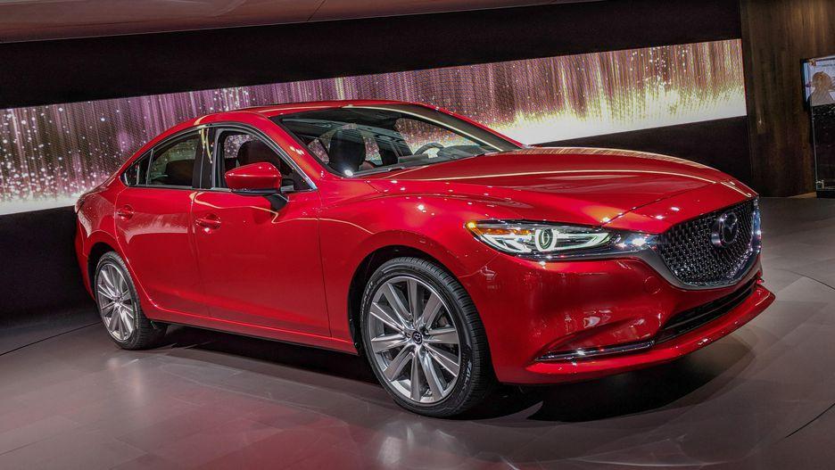 Kemewahan Mazda6 2018, Rival Kuat Bagi Toyota Camry