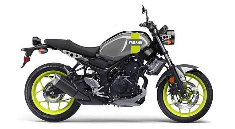 Yamaha Siapkan Moge Lawas Tuk Jadi Rival Kawasaki Estrella