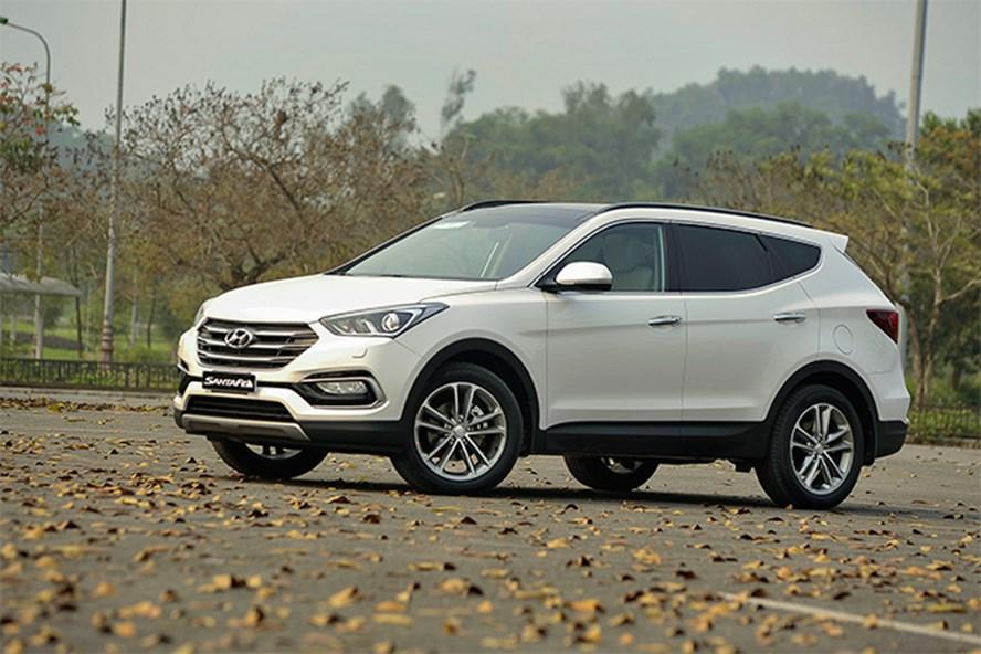 Hyundai Santa FE Raih Hasil Positif Pada Uji Tabrakan