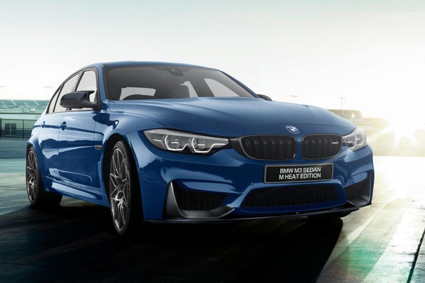 BMW Akan Tawarkan 15 Unit M3 Dan M4 Edisi Khusus Jepang