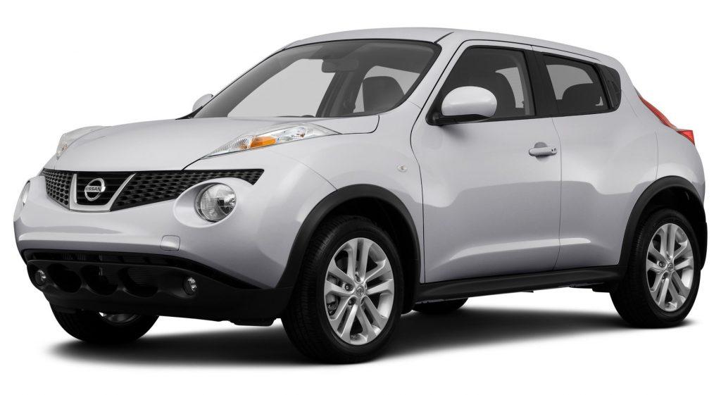 Bocor ! Nissan Juke Generasi Kedua Ketahuan Sedang Diujicobakan