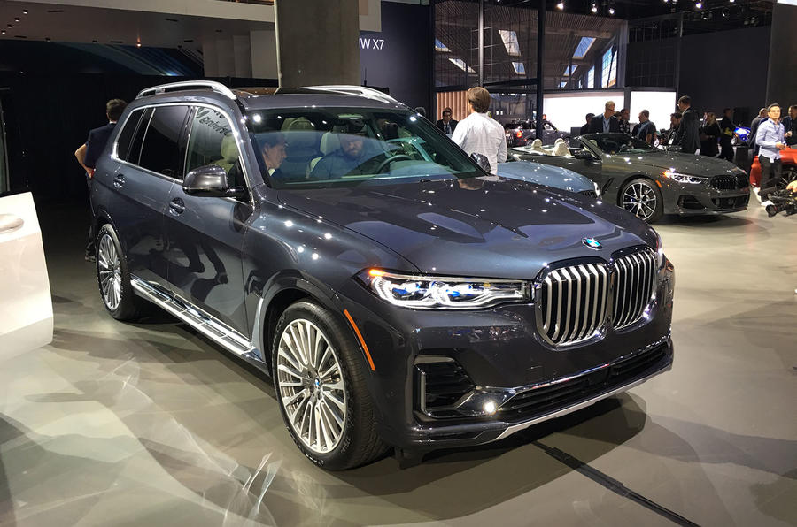 BMW X7 Akan Hadir Di Indonesia Pada Kuartal Kedua 2019