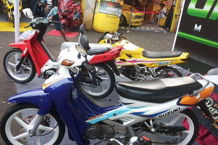 4 Motor Dua Tak Yang Dilarang Mengaspal Di Indonesia