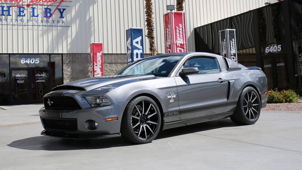 Ford Shelby Mustang GT500 Signature Edition Super Snake