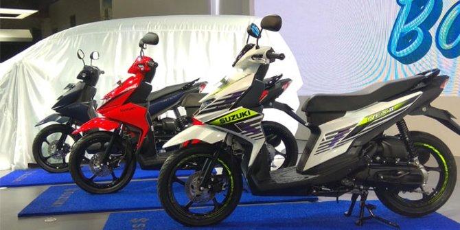 Daftar Harga Suzuki Nex II – Motor Suzuki Dengan Harga Murah