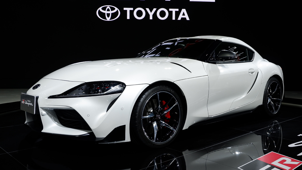 Toyota Supra Generasi Terbaru Kabarnya Akan Dijual Di Indonesia