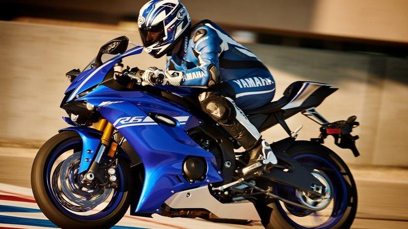 Yamaha R6 Generasi Terbaru Resmi Meluncur