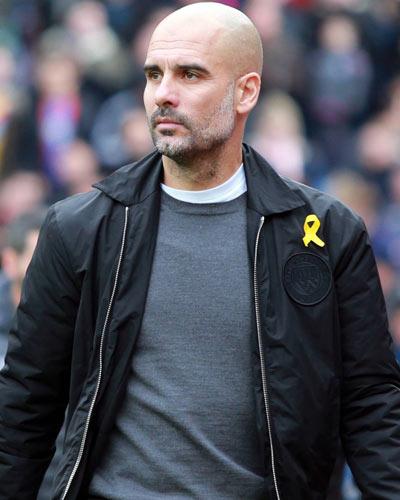 Josep Guardiola Tidak Mengkhawatirkan Jika Manchester City Kekurangan Pemain