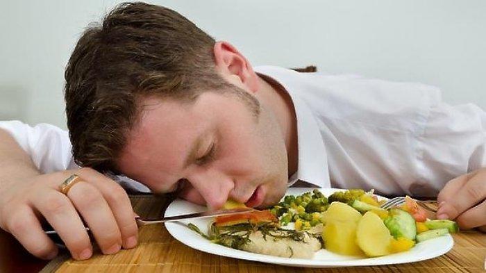 Dampak Buruk Tidur Setelah Makan