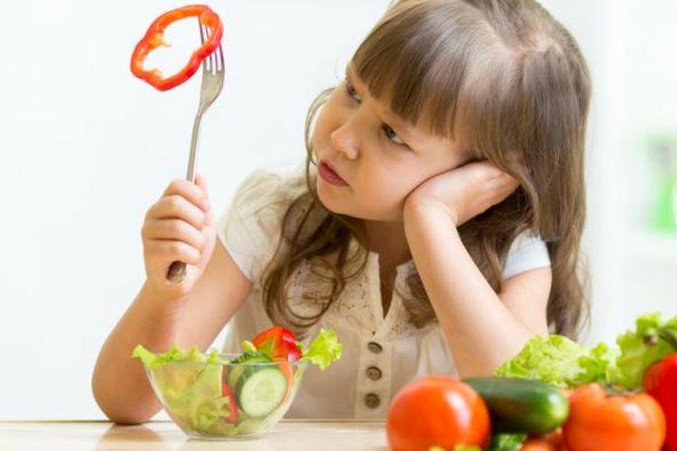 5 Tips Makanan Sederhana Agar Anak Tidak Susah Makan